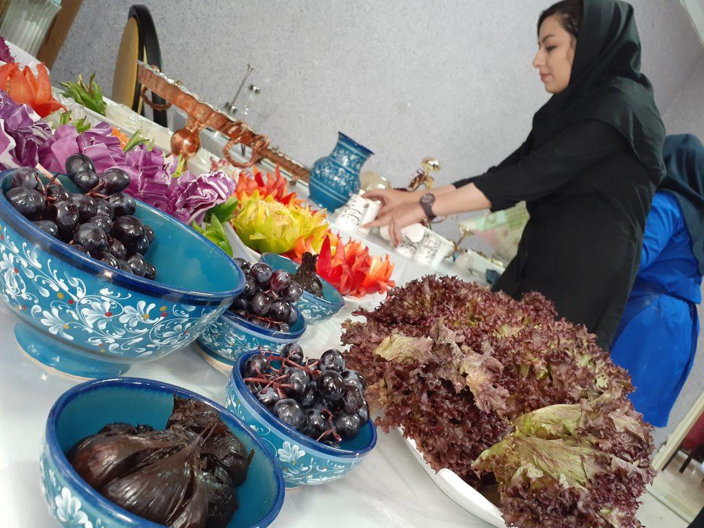 آموزش آشپزی در تبریز